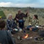 Alaskan bush people bison hunt trailer 03