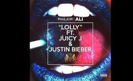 Justin Bieber Raps About Penises, Pellegrino