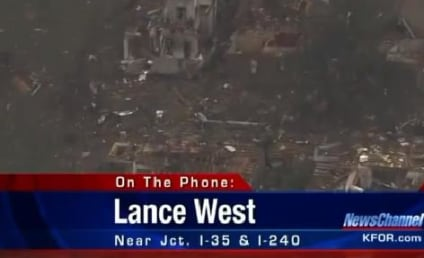 Oklahoma Reporter Breaks Down, Cries on Camera at Tornado Scene