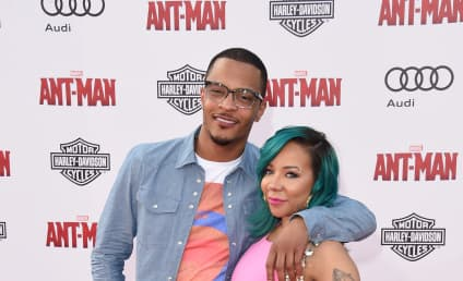 Tiny: PREGNANT with T.I.'s Baby Six Months After Divorcing?