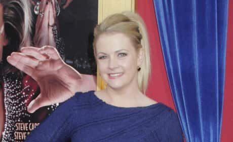 Melissa Joan Hart at Premiere