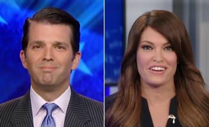 Kimberly Guilfoyle: Dating That Doofus Donald Trump Jr.!