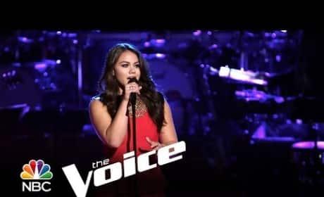 Tess Boyer - Human (The Voice)