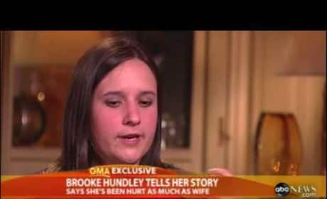 Brooke Hundley on GMA