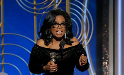 Oprah Winfrey 2020: Golden Globes Speech Prompts Presidential Speculation!