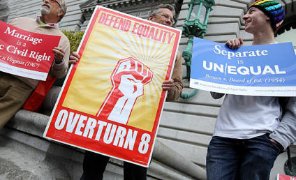 Prop 8 Gay Marriage Ban Struck Down in California