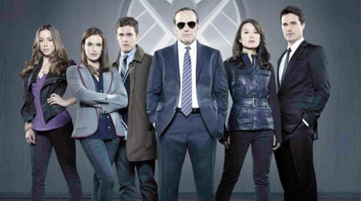 The Agents of S.H.I.E.L.D.