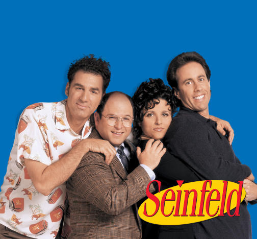 Seinfeld Cast Pic