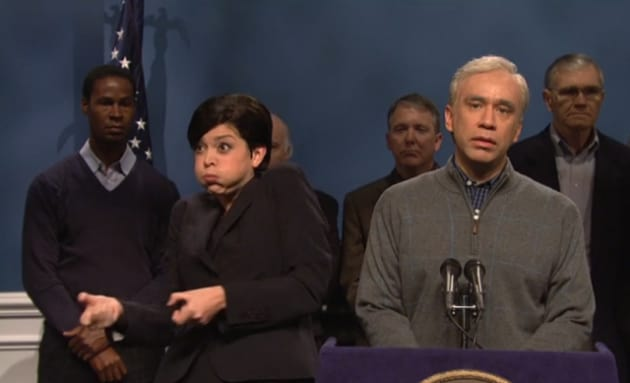 Saturday Night Live Sign Language Skit
