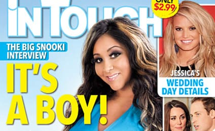 Snooki: Pregnant With a Baby Boy!