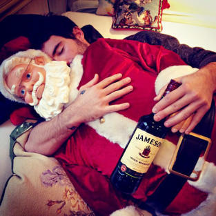 Brody Jenner on Christmas