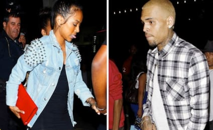 Chris Brown and Karrueche Tran: Reunited After Rehab Release!