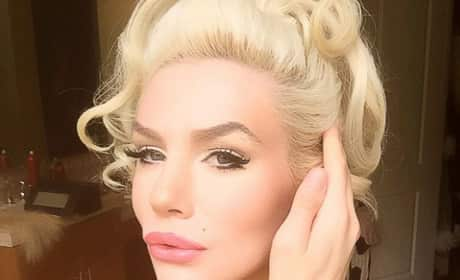 """Courtney Stodden: I Can Sing! Listen To My New Song """"Asphalt!"""""""