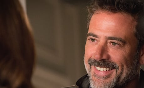Jeffrey Dean Morgan on The Good Wife