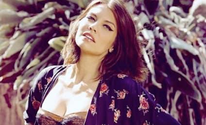 Lauren Cohan Poses for Maxim, Looks GOOD