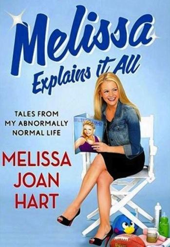 Melissa Joan Hart Book