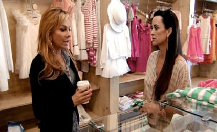 The Real Housewives of Beverly Hills Recap: High Heels & Low Expectations