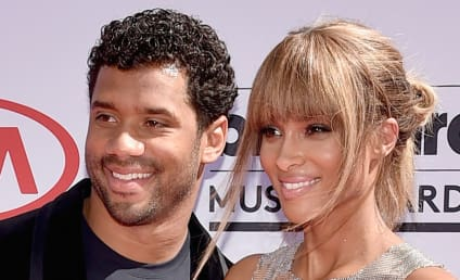 Ciara and Russell Wilson: MARRIED!