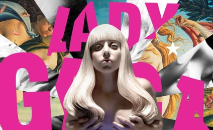 Lady Gaga ARTPOP Cover: Revealed! Nude!