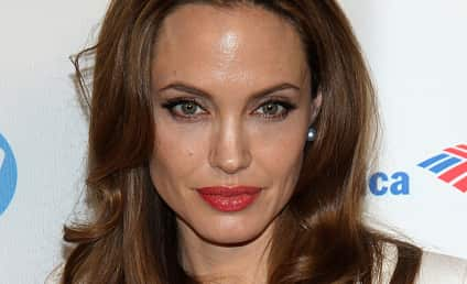 Happy 37th Birthday, Angelina Jolie!