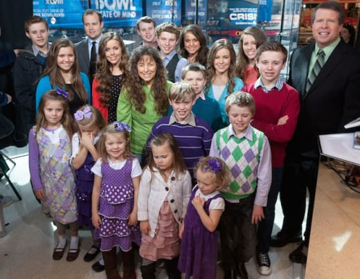 Duggar Family: 19 Kids and Counting ...