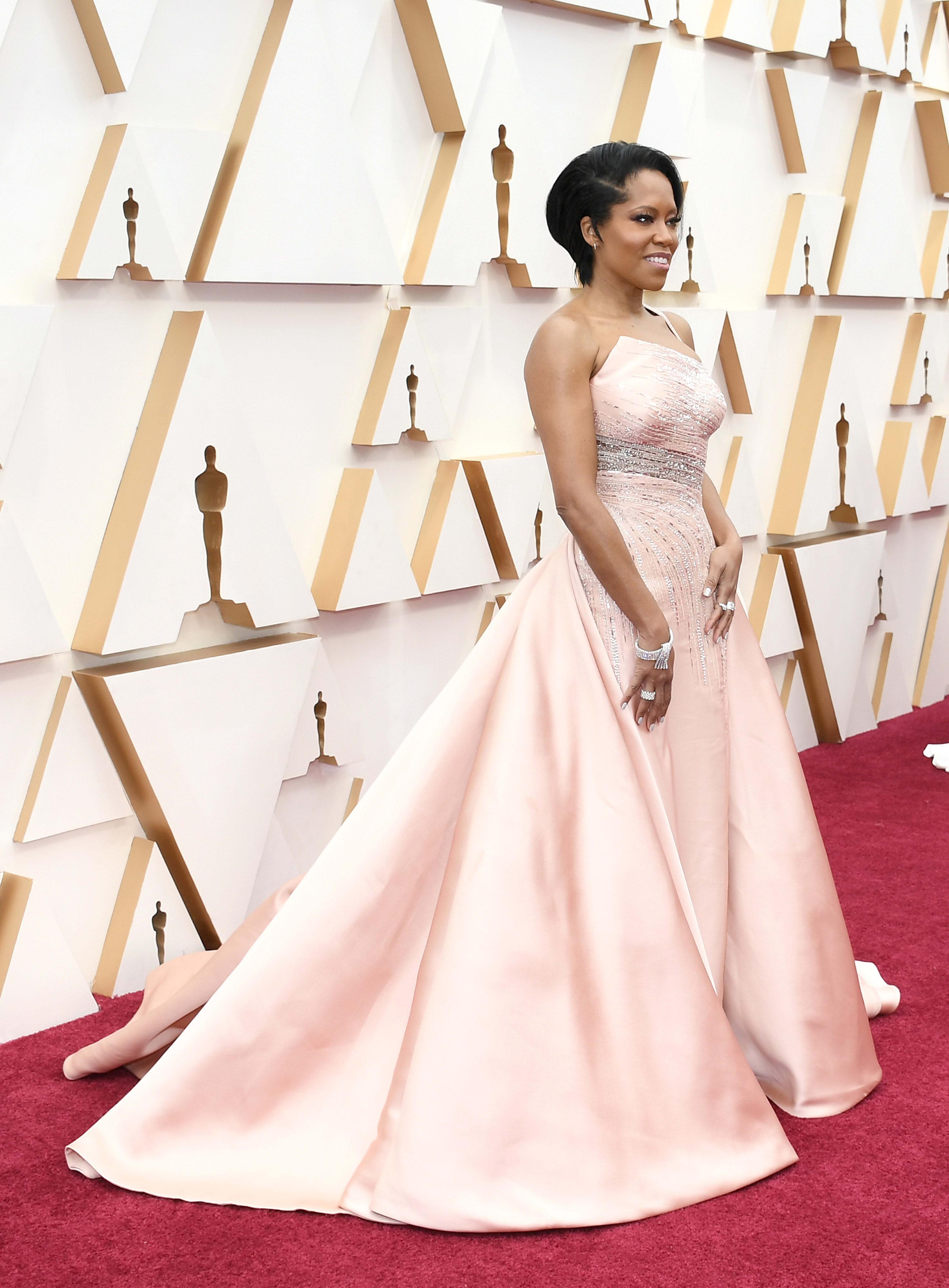 Regina King At 2020 Oscars The Hollywood Gossip