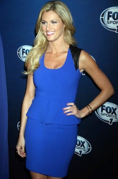 Erin Andrews: Engaged to Jarret Stoll! - The Hollywood Gossip