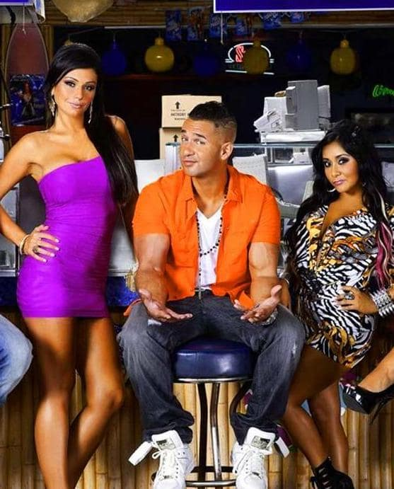 Jersey Shore Threesome