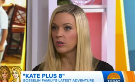 Kate Gosselin Today Show Interview