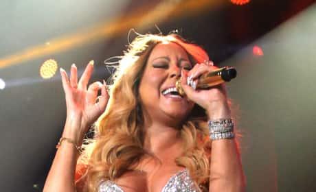 Mariah Carey Sparkles