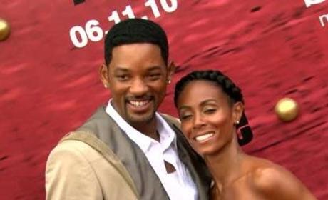 Will Smith and Jada Pinkett Smith: Separated?
