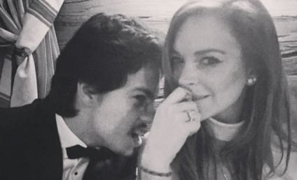Lindsay Lohan: Egor Tarabasov Strangled Me, Tried to KILL ME!