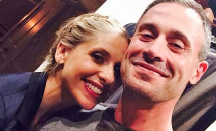 Sarah Michelle Gellar and Freddie Prinze, Jr. Selfie: Cute Couple Alert!