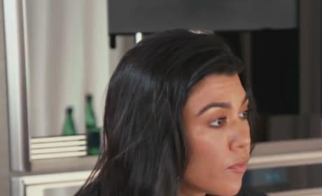 Kourtney Kardashian, KUWTK Promo