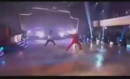 Chris Brown Performs on Dancing With the Stars: Watch Now!