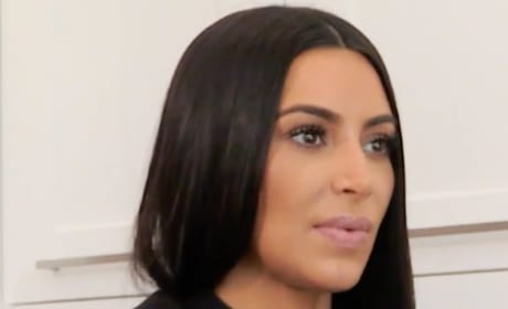 Kim Kardashian on Season 14