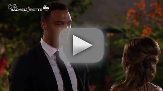 Clare crawley reacts to dale moss on the bachelorette premiere w