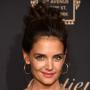 Katie Holmes with Hair Up