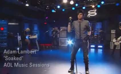 Go Behind the Music with Adam Lambert On...