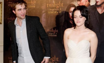 """Kristen Stewart and Robert Pattinson Reportedly """"On Board"""" for Double Breaking Dawn"""