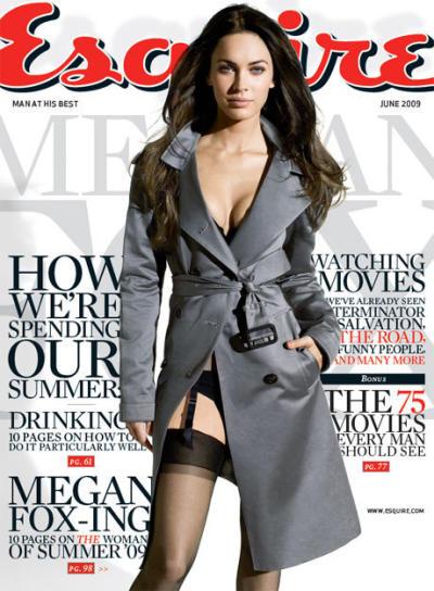 Megan Fox, Esquire