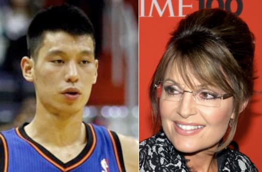 Palin and Lin