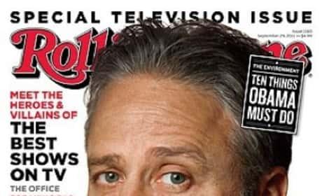 Jon Stewart on Rolling Stone