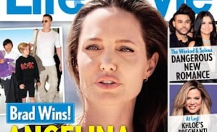 Angelina Jolie: Has Her Team Turned On Her?
