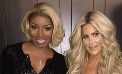 Kim Zolciak: I Got Death Threats Because of Nene Leakes!