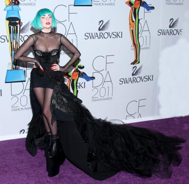 Gaga Fashion Photo