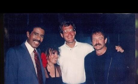 David Letterman Remembers Robin Williams