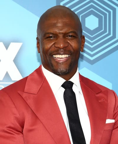 Terry Crews in Scarlet