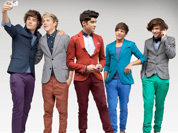 One Direction Promo Photo