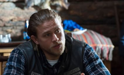Charlie Hunnam: Fifty Shades of Grey Gave Me a Nervous Breakdown